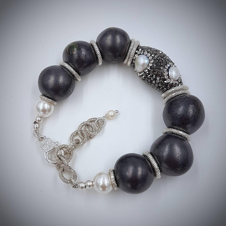 Amato La perla nera | Gioielli di Calabria JR99